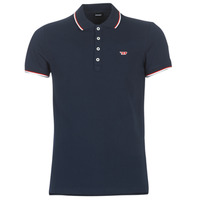 Clothing Men short-sleeved polo shirts Diesel T RANDY NEW Marine