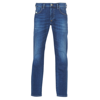 Clothing Men slim jeans Diesel D BAZER Blue