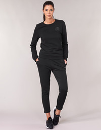 Clothing Women Tracksuit bottoms Diesel BRANDAL Black
