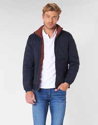 Clothing Men Jackets Timberland Sierra Cliff jacket SYRAH/DARK SAPPHIRE Marine