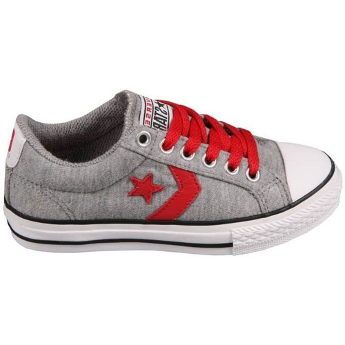 Shoes Tennis shoes Converse Star Player EV Grey/Red Grey