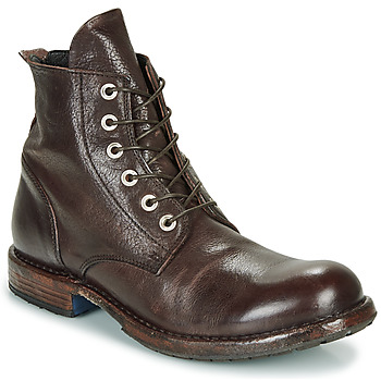 Edwardian Men's Shoes & Boots | 1900, 1910s Moma  CUSNA EBANO  mens Mid Boots in Brown £341.00 AT vintagedancer.com