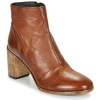 Shoes Women Ankle boots Moma STELLA BRANDY Brown