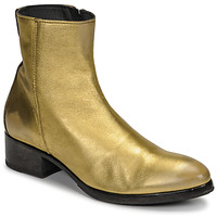 Shoes Women Ankle boots Moma NJ ORO Gold