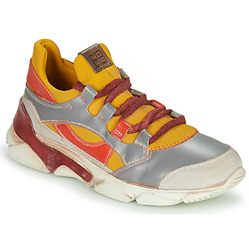 Shoes Women Low top trainers Moma TONY BIANCO Yellow