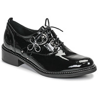 Shoes Women Derby Shoes Regard ROAZU V2 VERNIS Black