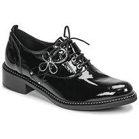 Shoes Women Derby Shoes Regard ROAZU V2 VERNIS Black