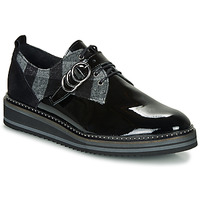 Shoes Women Derby Shoes Regard ROCSI V3 VERNIS Black