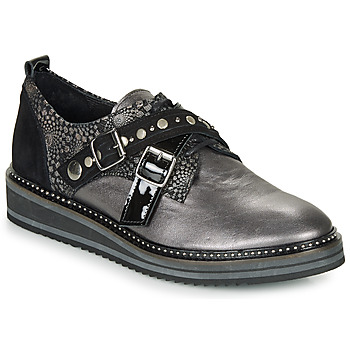 Shoes Women Derby Shoes Regard ROCTALOU V1 MET Grey