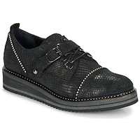 Shoes Women Derby Shoes Regard ROCTALOX V2 TOUT SERPENTE SHABE Black