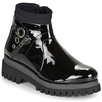 Shoes Women Mid boots Regard RONAPIL V1 VERNIS Black