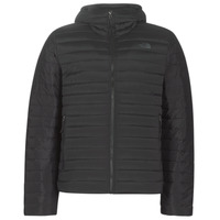 Clothing Men Duffel coats The North Face MEN'S STRETCH DOWN HOODIE Black