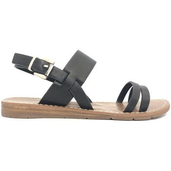 Shoes Women Sandals Chattawak sandales 7-RUBIS Noir Black