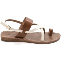 Shoes Women Sandals Chattawak sandales 7-VALERIANE Camel Brown