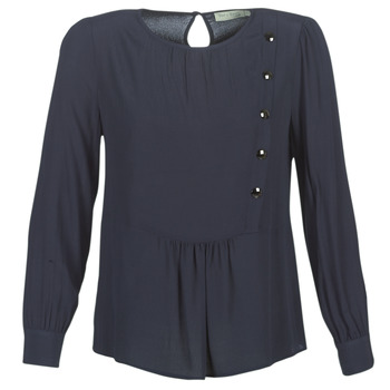 Clothing Women Tops / Blouses See U Soon 9212829 Marine