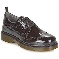 Shoes Girl Derby Shoes Citrouille et Compagnie LOUVINO Black