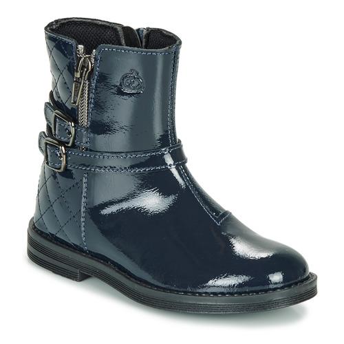 Shoes Girl Mid boots Citrouille et Compagnie LIMIDOU Blue