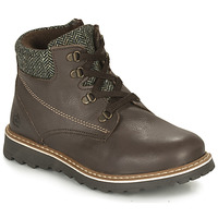 Shoes Boy Mid boots Citrouille et Compagnie LOIE Brown