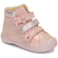 Shoes Girl Mid boots Citrouille et Compagnie HODIL Pink