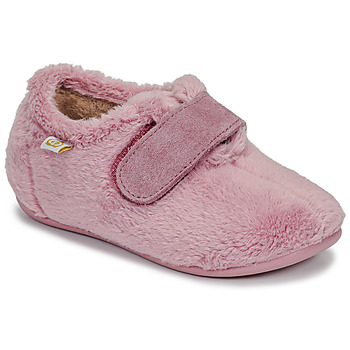 Shoes Girl Slippers Citrouille et Compagnie LAFINOU Pink
