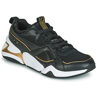 Shoes Women Low top trainers Puma NOVA 3 Black