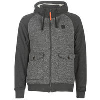 Clothing Men Jackets Oxbow L2SPOOL Grey / Anthracite