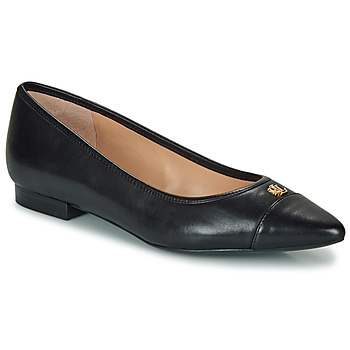 Shoes Women Flat shoes Lauren Ralph Lauren HALENA II Black