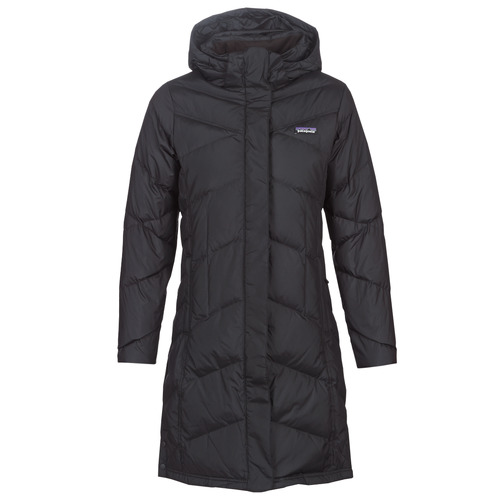 Clothing Women Duffel coats Patagonia W'S DOWN WITH IT PARKA Black