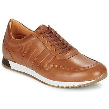 Shoes Men Low top trainers So Size FELIX Camel