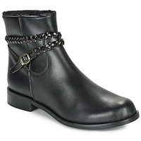 Shoes Women Mid boots So Size OSCARDO Black