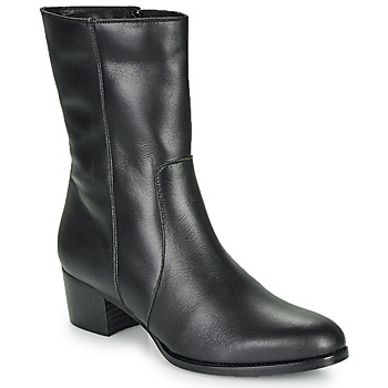 Shoes Women Ankle boots So Size GASPARD Black