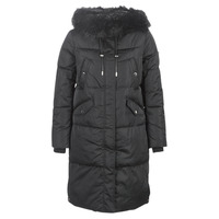 Clothing Women Duffel coats Guess ROXIE Black