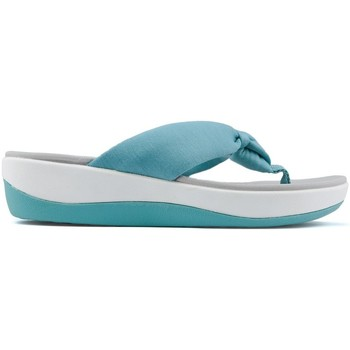 Shoes Women Flip flops Clarks Sandals  ARLA GLISON AQUA_SYNTHETIC