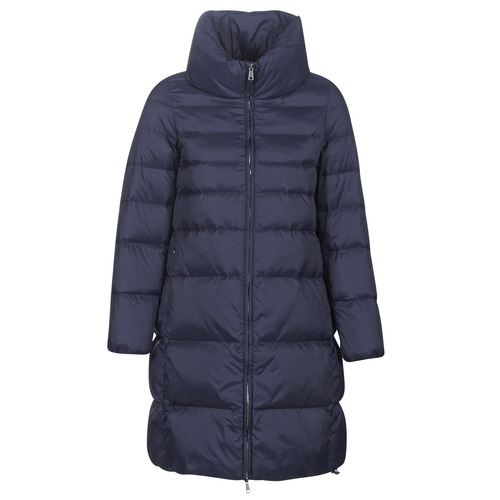 Clothing Women Duffel coats Benetton SITADEL Marine