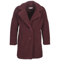 Clothing Women coats Naf Naf BIPROTEST Prune