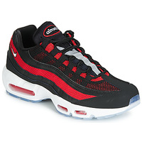 Shoes Men Low top trainers Nike AIR MAX 95 Black / Red