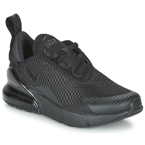 Shoes Children Low top trainers Nike AIR MAX 270 Black