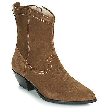 Shoes Women Ankle boots Vagabond Shoemakers EMILY Taupe