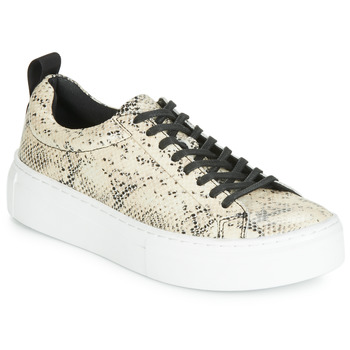 Shoes Women Low top trainers Vagabond Shoemakers ZOE PLATFORM Serpent