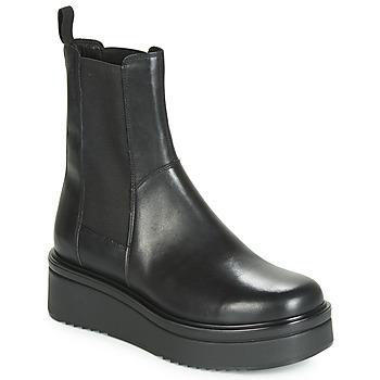 Shoes Women Mid boots Vagabond Shoemakers TARA Black