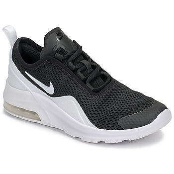 Shoes Children Low top trainers Nike AIR MAX MOTION 2 GRADE SCHOOL Black / White