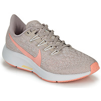 Shoes Women Running shoes Nike AIR ZOOM PEGASUS 36 W Beige / Pink