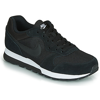 Shoes Women Low top trainers Nike MD RUNNER 2  W Black