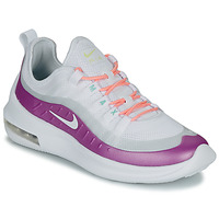 Shoes Women Low top trainers Nike AIR MAX AXIS W White / Purple