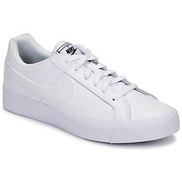 Shoes Women Low top trainers Nike COURT ROYALE AC W White