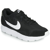 Shoes Women Low top trainers Nike DELFINE W Black