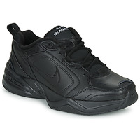 Shoes Men Low top trainers Nike AIR MONARCH IV Black