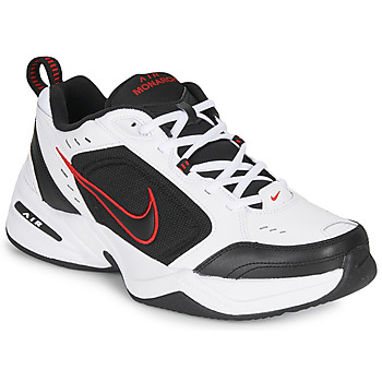 Shoes Men Low top trainers Nike AIR MONARCH IV White / Black