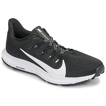 Shoes Men Running shoes Nike QUEST 2 Black / White