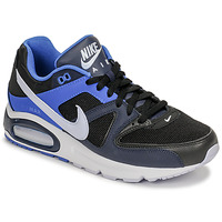 Shoes Men Low top trainers Nike AIR MAX COMMAND Black / Blue
